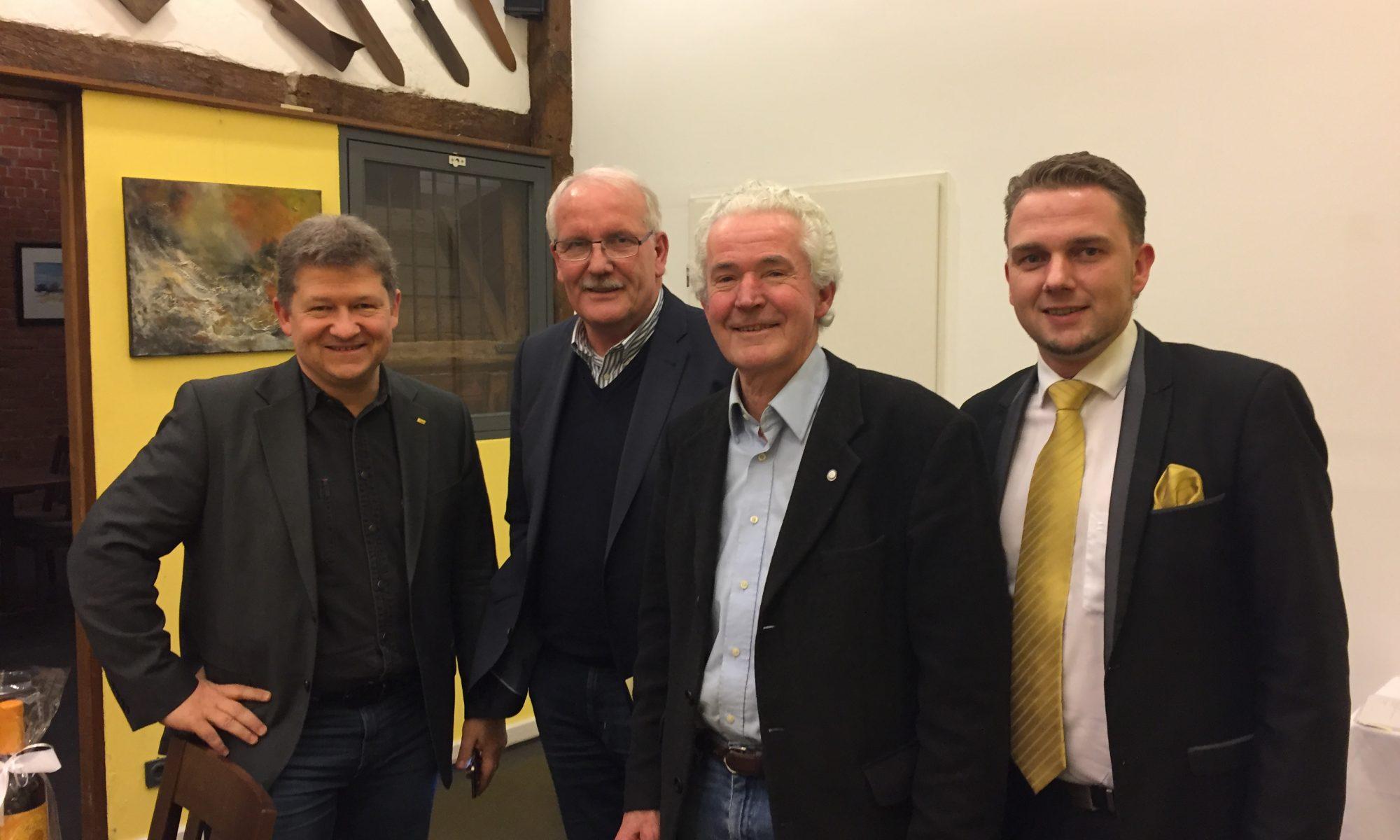 Bürger fragen - Politiker antworten - FDP Kisdorf