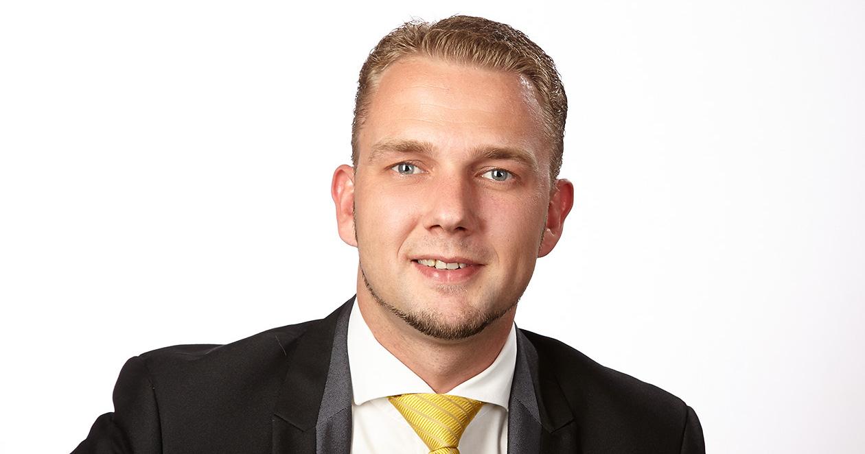 Portrait Stephan Billep-Türke FDP Kisdorf